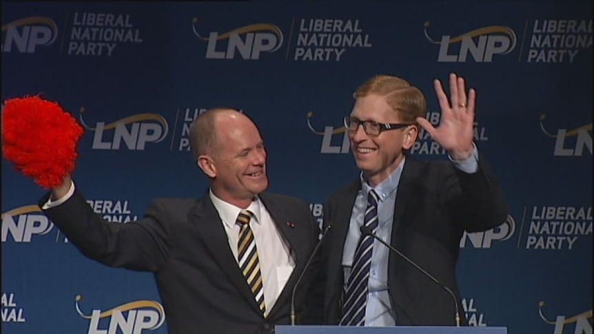 Qld Premier rallies LNP troops ahead of Stafford by-election