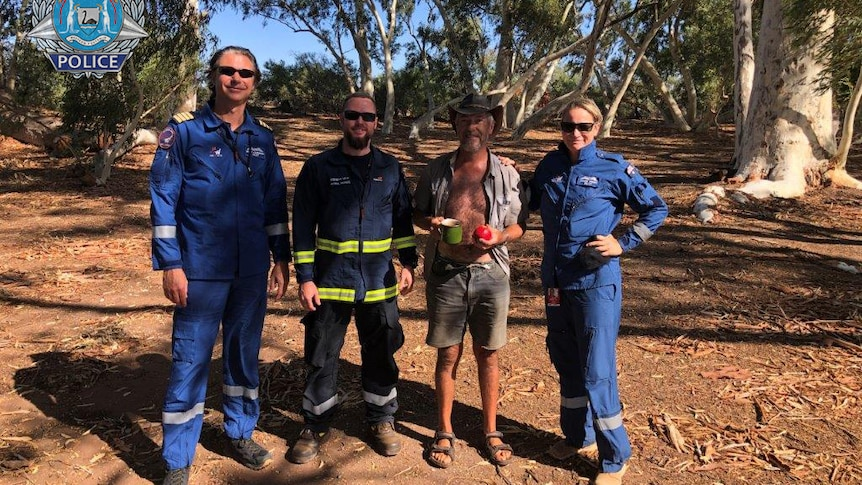 How a man survived weeks in the WA Outback stranded on the Canning Stock Route