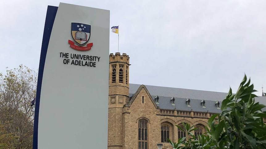 Adelaide University Bonython Hall