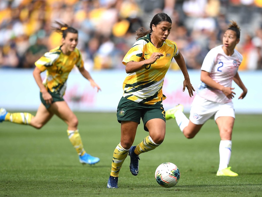 Matildas to get 'world class' football base in Melbourne's north ahead of 2023 World Cup