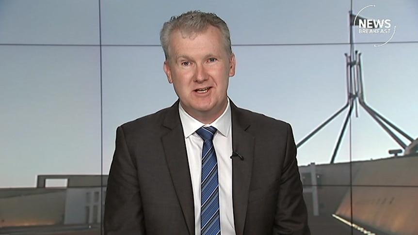 Burke says Cash's denial 'defies credibility'