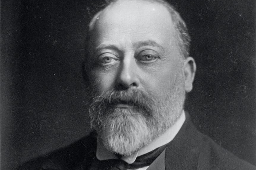 King Edward VII in the 1900s