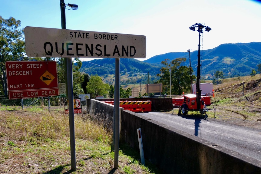 The Lions Road in Kyogle Shire remains closed to all traffic