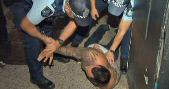 Police arrest man in Sydney