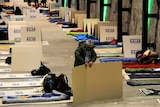 St Vinnies CEO Sleepout
