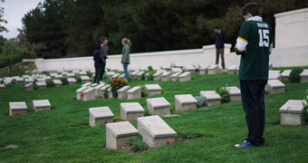 Gallipoli cemetery