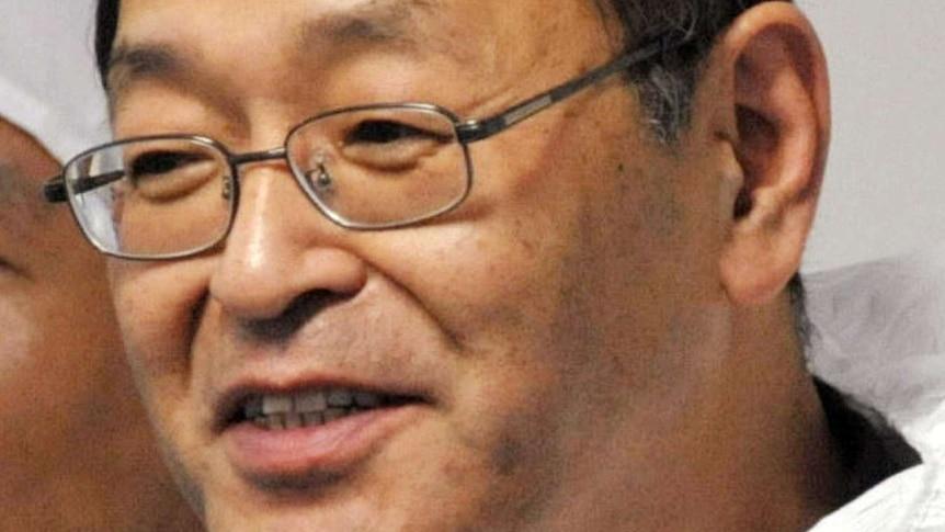 Former TEPCO chief Masao Yoshida