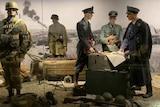 Burglars acquire rare Nazi uniforms, helmets and weapons in Dutch museum ram raid
