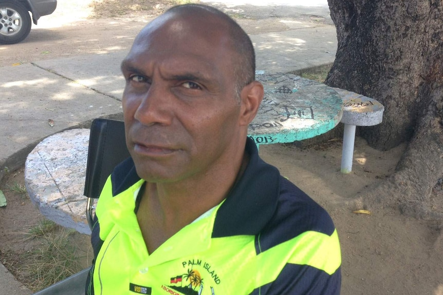 Lex Wotton was convicted of inciting the Palm Island riot.