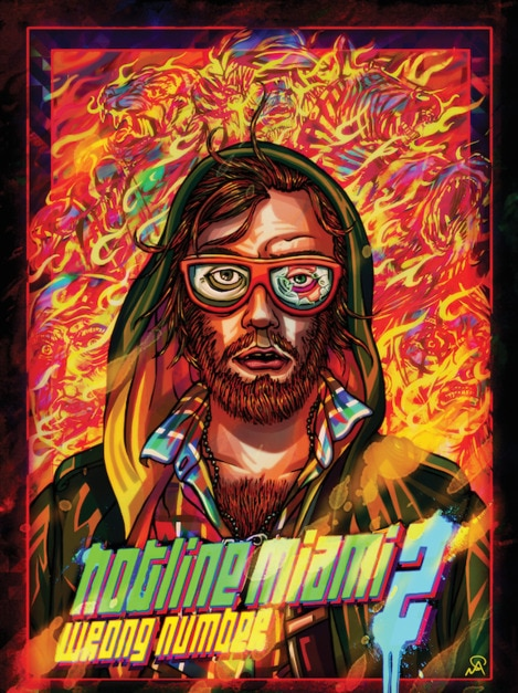 Hotline Miami 2 was banned earlier this year.