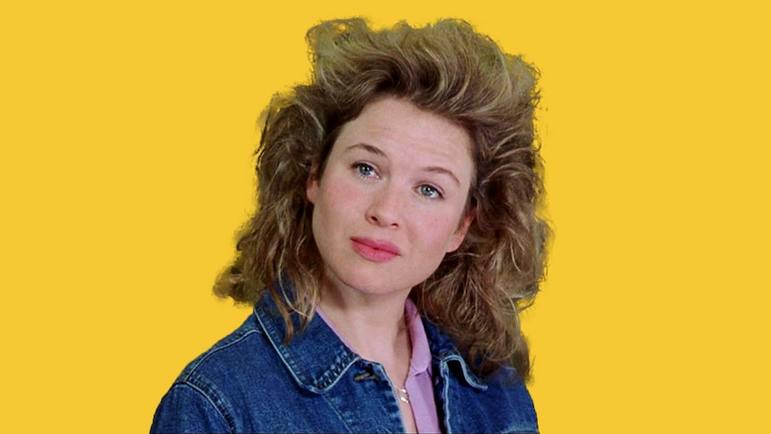 Bridget Jones with messy hair in a story about what Bridget Jones's Diary still teaches us about not being perfect.