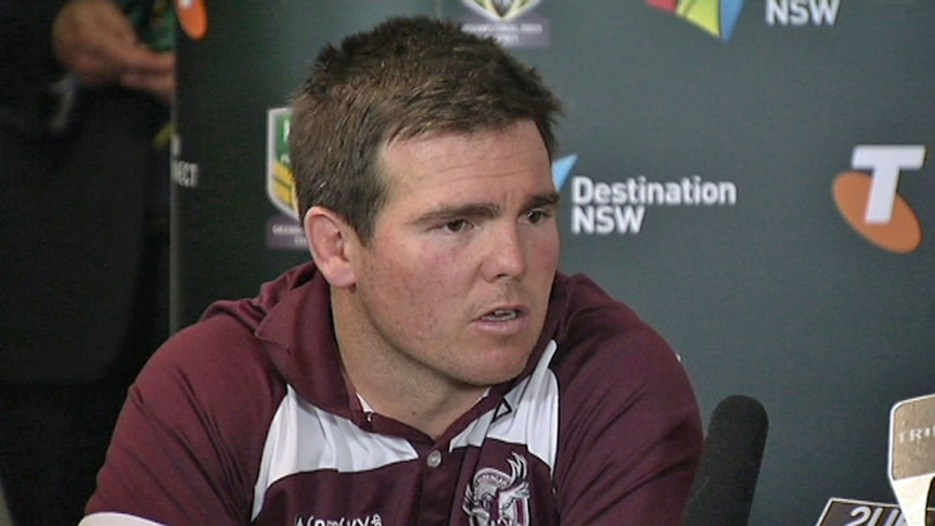 Lyon, Toovey, Robinson and Minichiello speak after NRL grand final