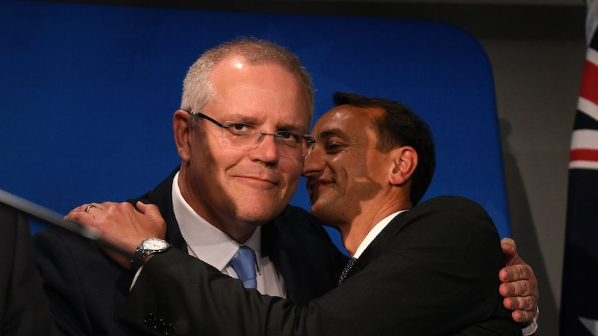 Liberal candidate Dave Sharma concedes defeat
