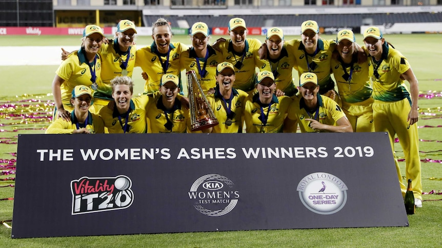 Ashes locked in for Australia's men and women, with historic one-off Tests set to launch the summer