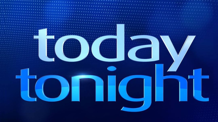 The logo of Channel Seven current affairs program Today Tonight.