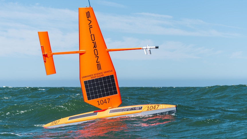 Priceless ocean drone 'not for sale', to be retrieved by US owners