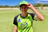 Sydney Thunder WBBL player Kate Peterson