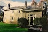 Arbury Park mansion in Aldgate