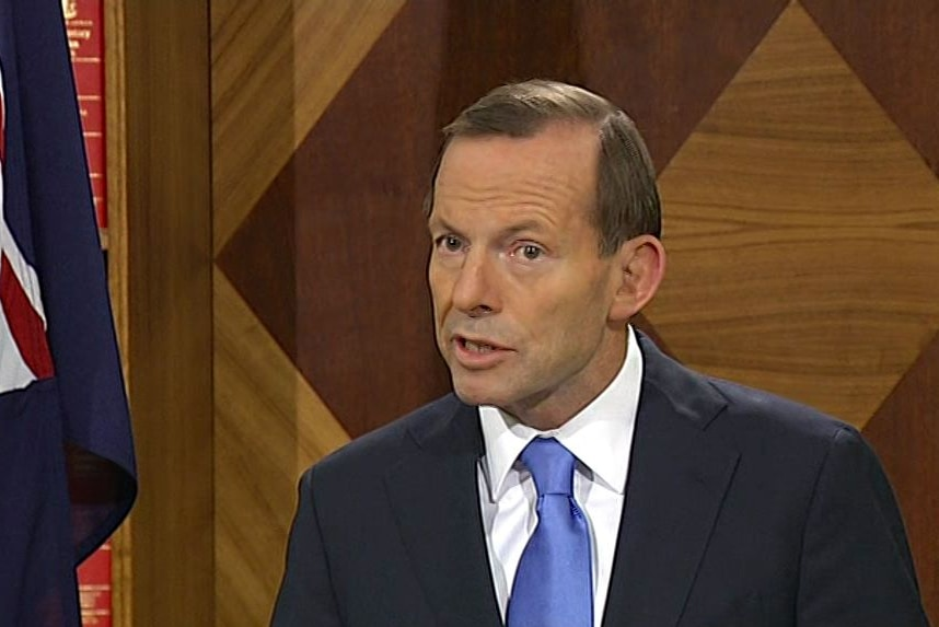 Government committed to reducing tax, regulations and bureaucracy, says Abbott
