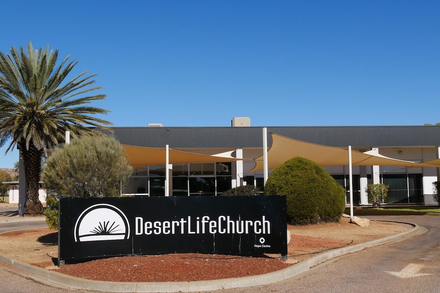 A picture of the Desert Life Church