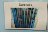 'Sanctuary' sign
