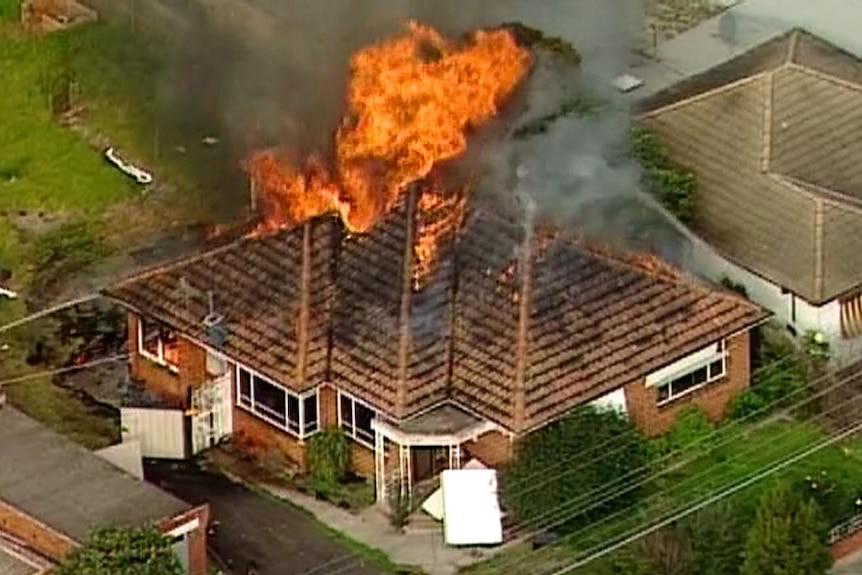 Fire destroys Glenroy house