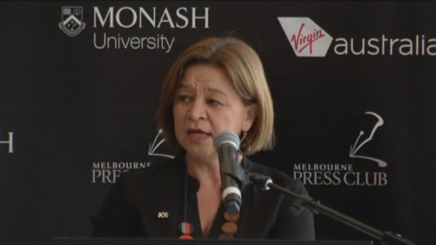 'How do you put a price on the value of the ABC?': Michelle Guthrie questions the critics