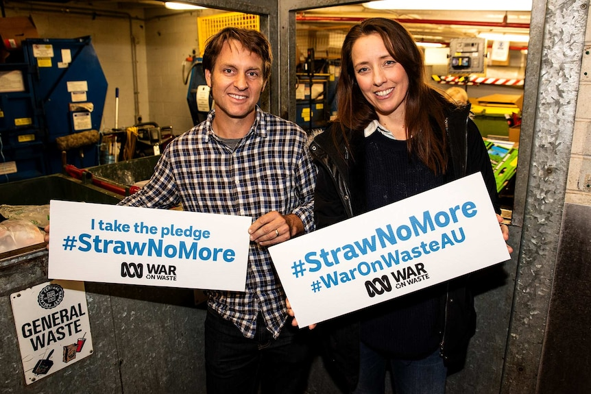 Straw No More with Craig Ruecassel and Ali Clarke