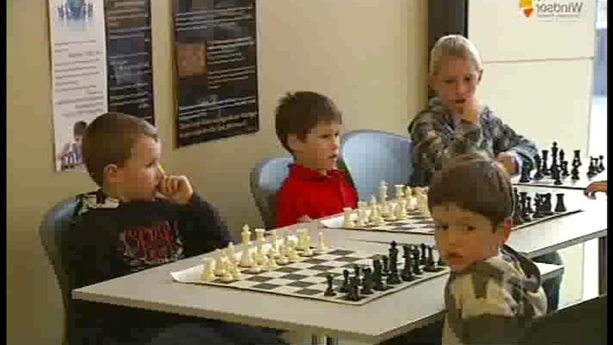 Chess club helping young minds