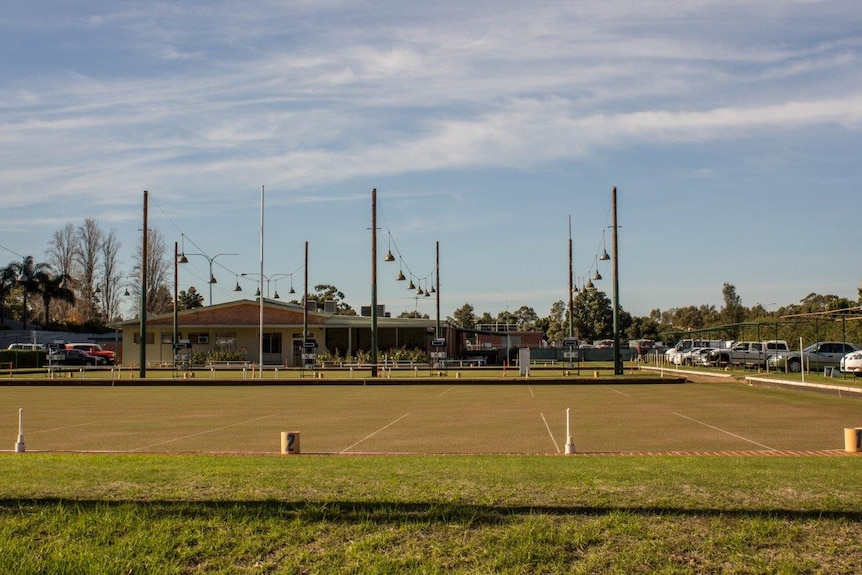 Perth and Tattersalls bowling and recreation club.