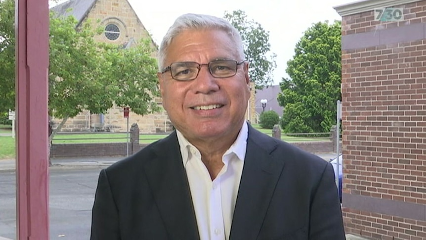 Warren Mundine on becoming the Liberal candidate for Gilmore