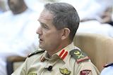 UAE Presidential Guard Commander Mike Hindmarsh