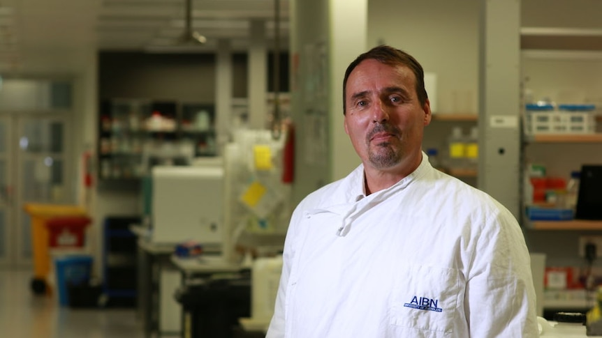 Ernst Wolvetang from the University of Queensland is using technology to recreate Massimo's brain cells and study his disease.