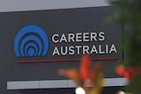 Careers Australia sign