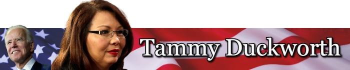 Tammy Duckworth Banner