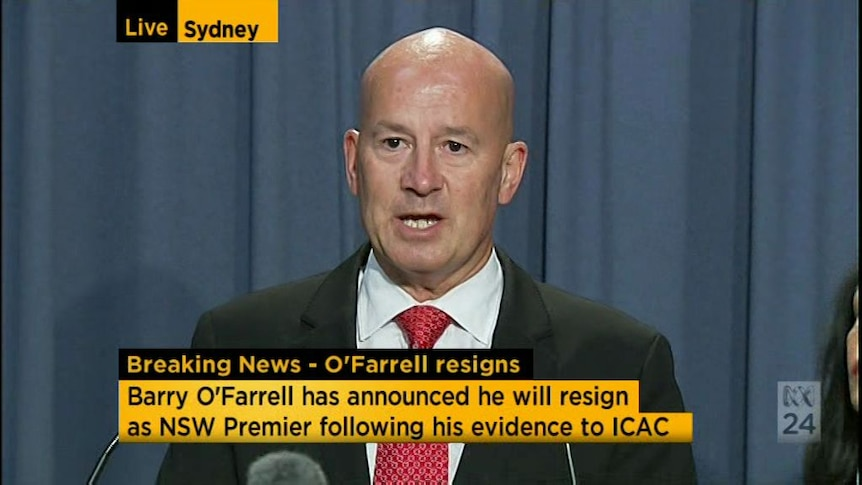 Robertson says Liberal Government betrayed trust of voters