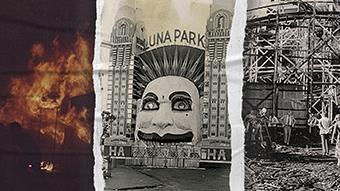 Luna Park Ghost Train fire