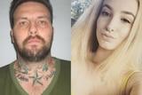 Composite photo of headshots of Zlatko Sikorsky and Larissa Beilby.
