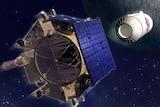 LCROSS spacecraft