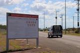 Darwin Correctional precinct