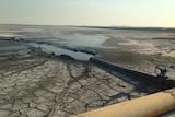 McArthur River Mine tailings dam