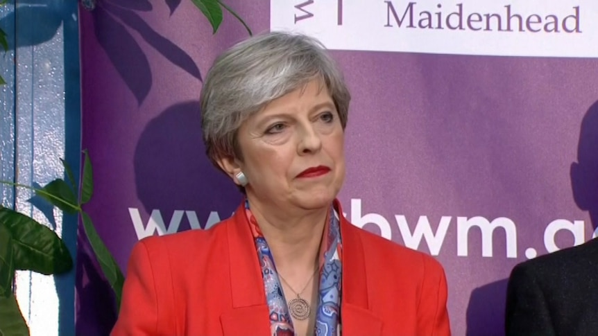 Theresa May says the country needs 'a period of stability'