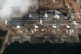 Radioactive groundwater breaches Fukushima containment