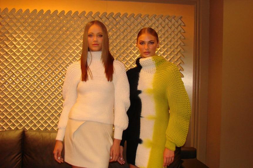 Woollen fashion