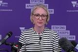 Victoria's Deputy Chief Health Officer provides coronavirus update