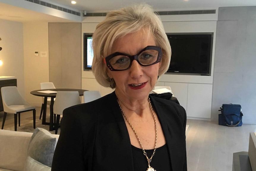 Jane Sydenham-Clarke, new ceo of Freemasons Victoria