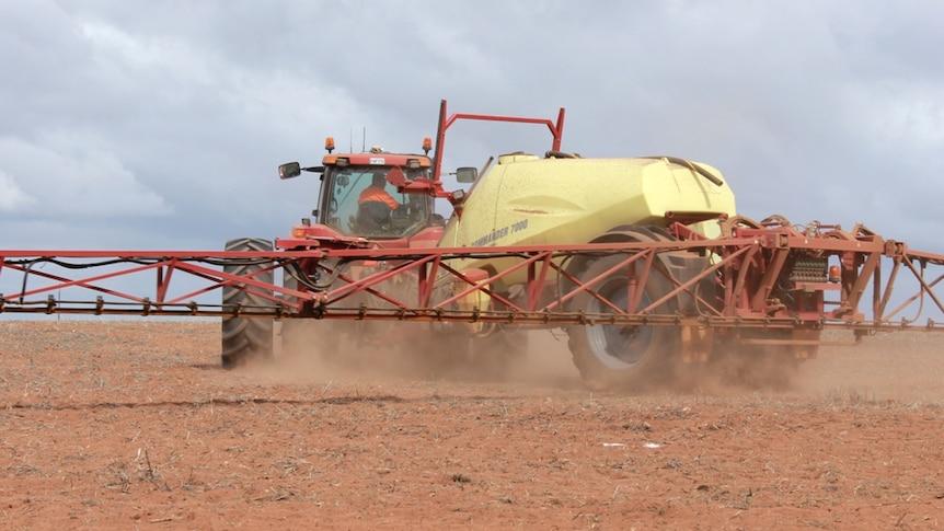 Pre emergent herbicide research breakthrough