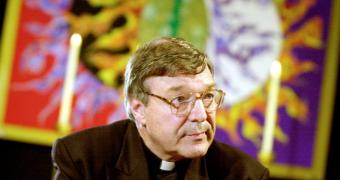 George Pell in 2001
