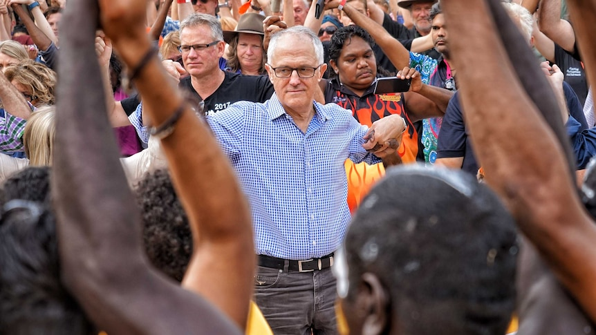 Indigenous leaders at Garma want action on constitutional change