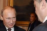 Putin and Poroshenko meet in Milan